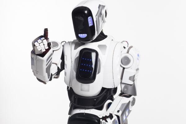 AIロボットの販売強化